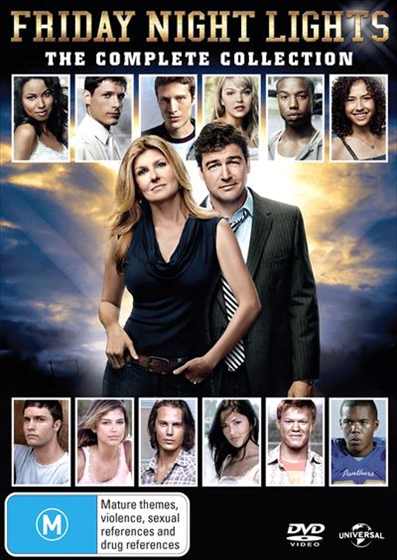 Friday Night Lights - Season 1-5 | Boxset | DVD