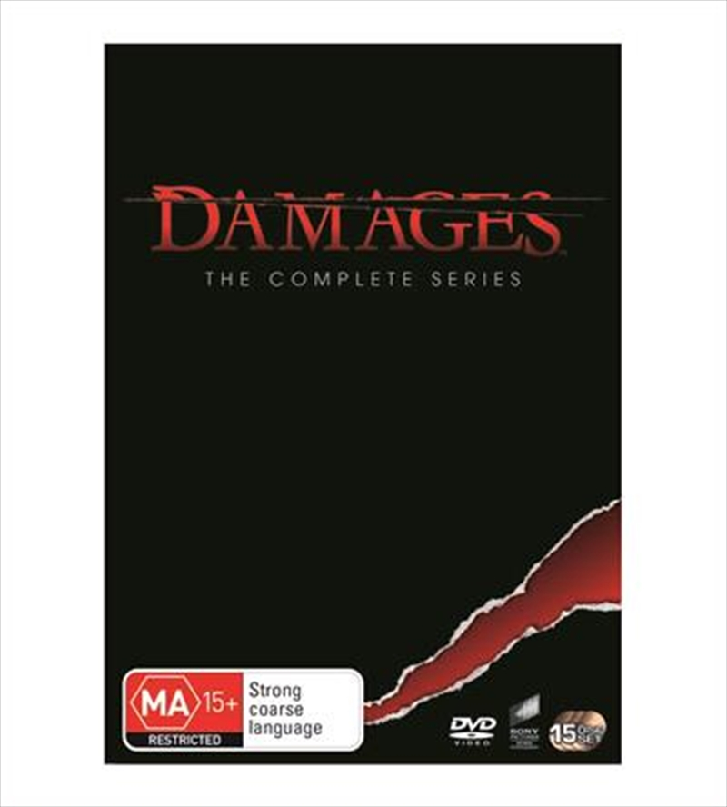 Damages - Season 1-5 | Boxset | DVD