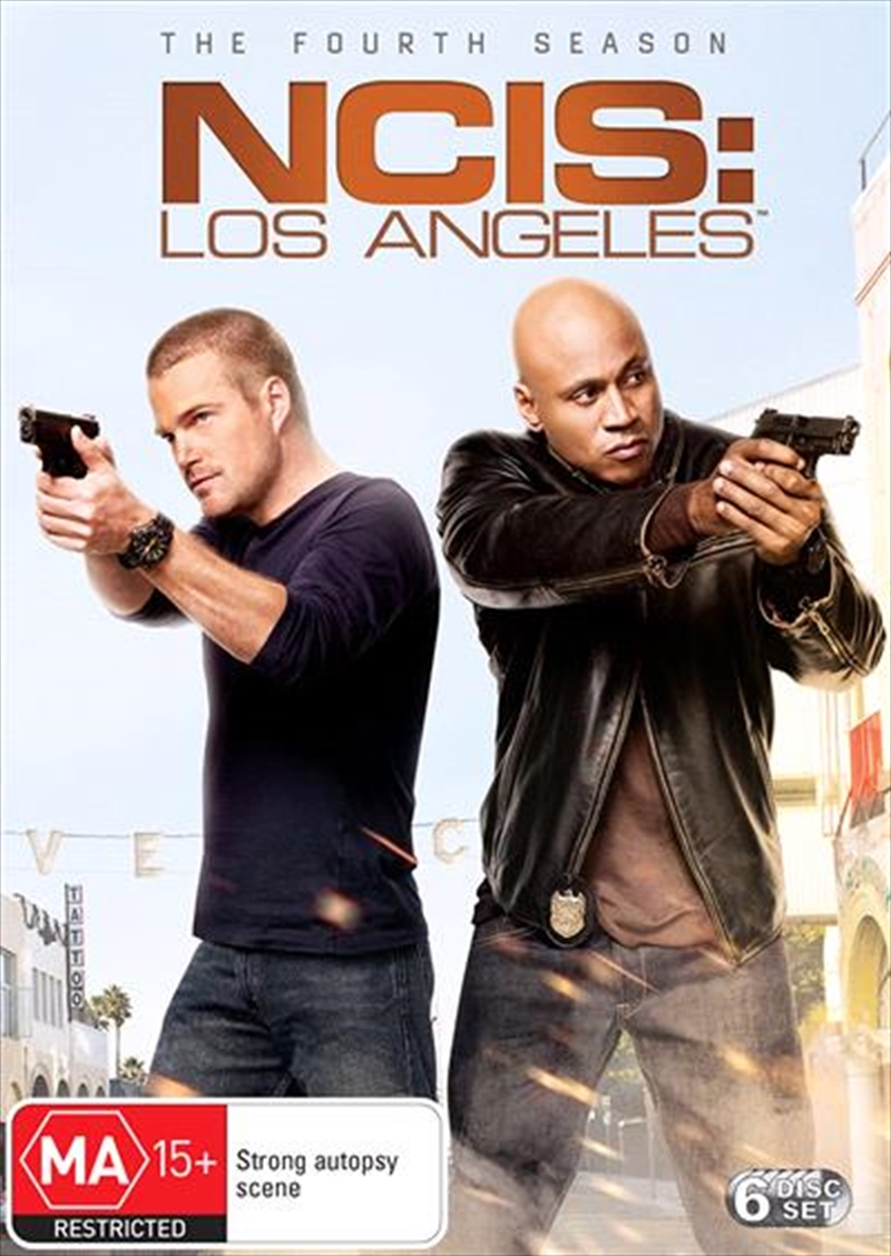 NCIS - Los Angeles - Season 4 | DVD