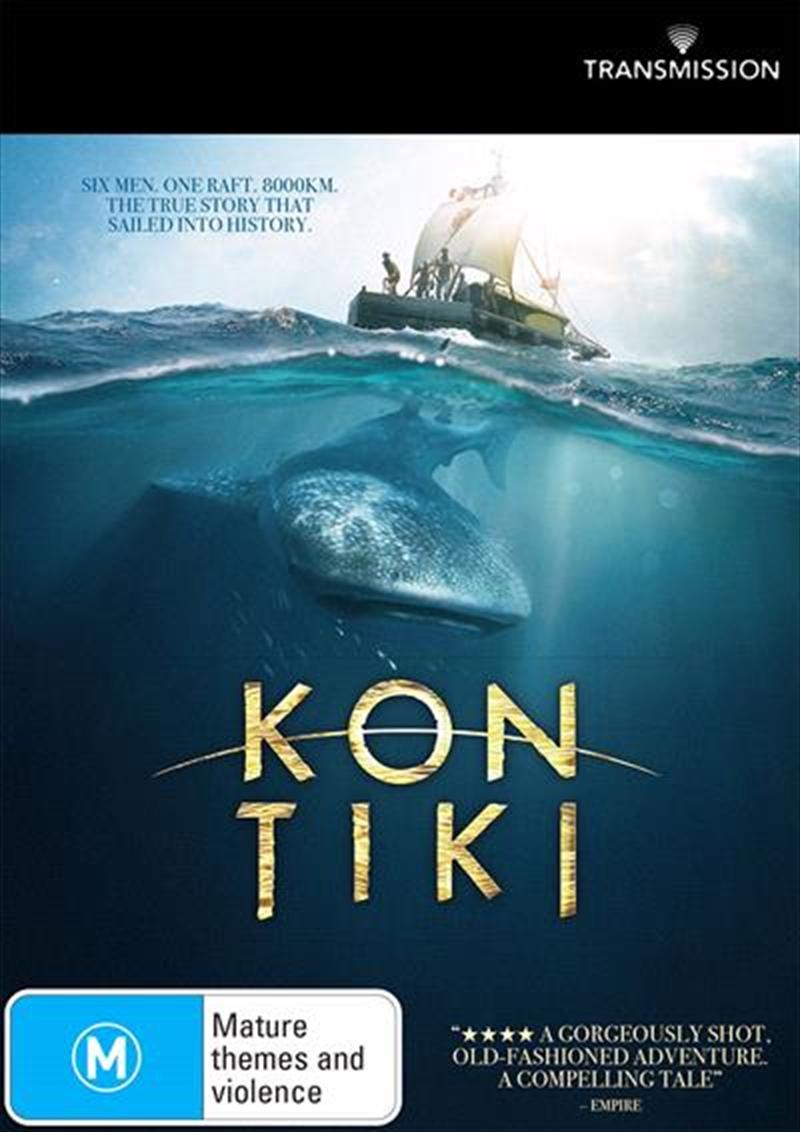 Kon-Tiki | DVD