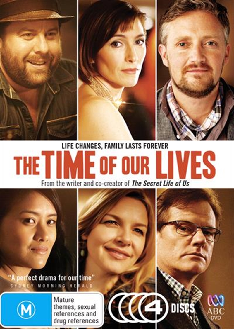 Time Of Our Lives, The | DVD