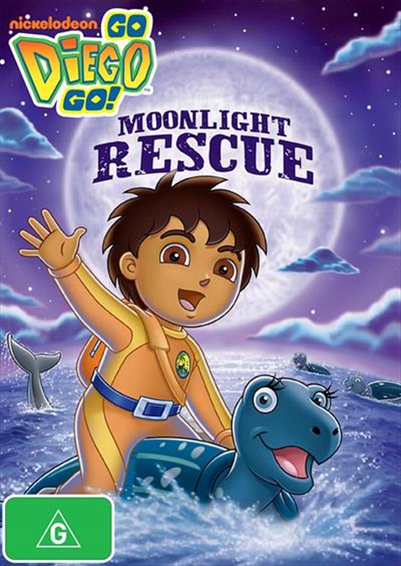 Go Diego Go! - Moonlight Rescue | DVD