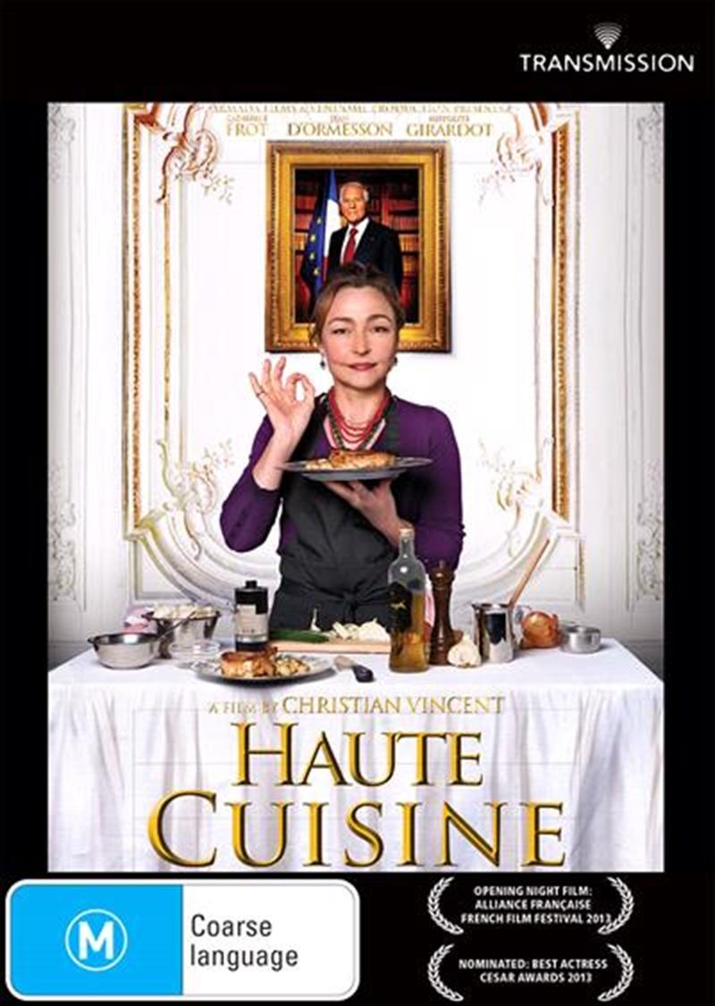 Haute Cuisine | DVD