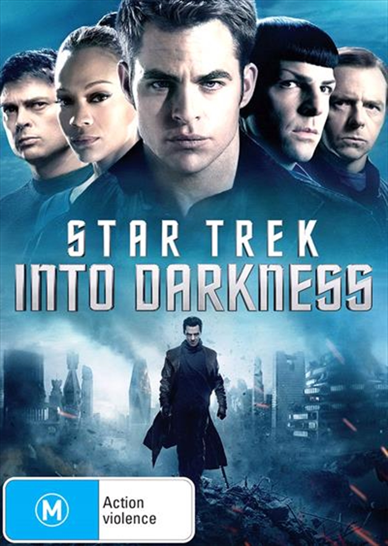 Star Trek Into Darkness | DVD