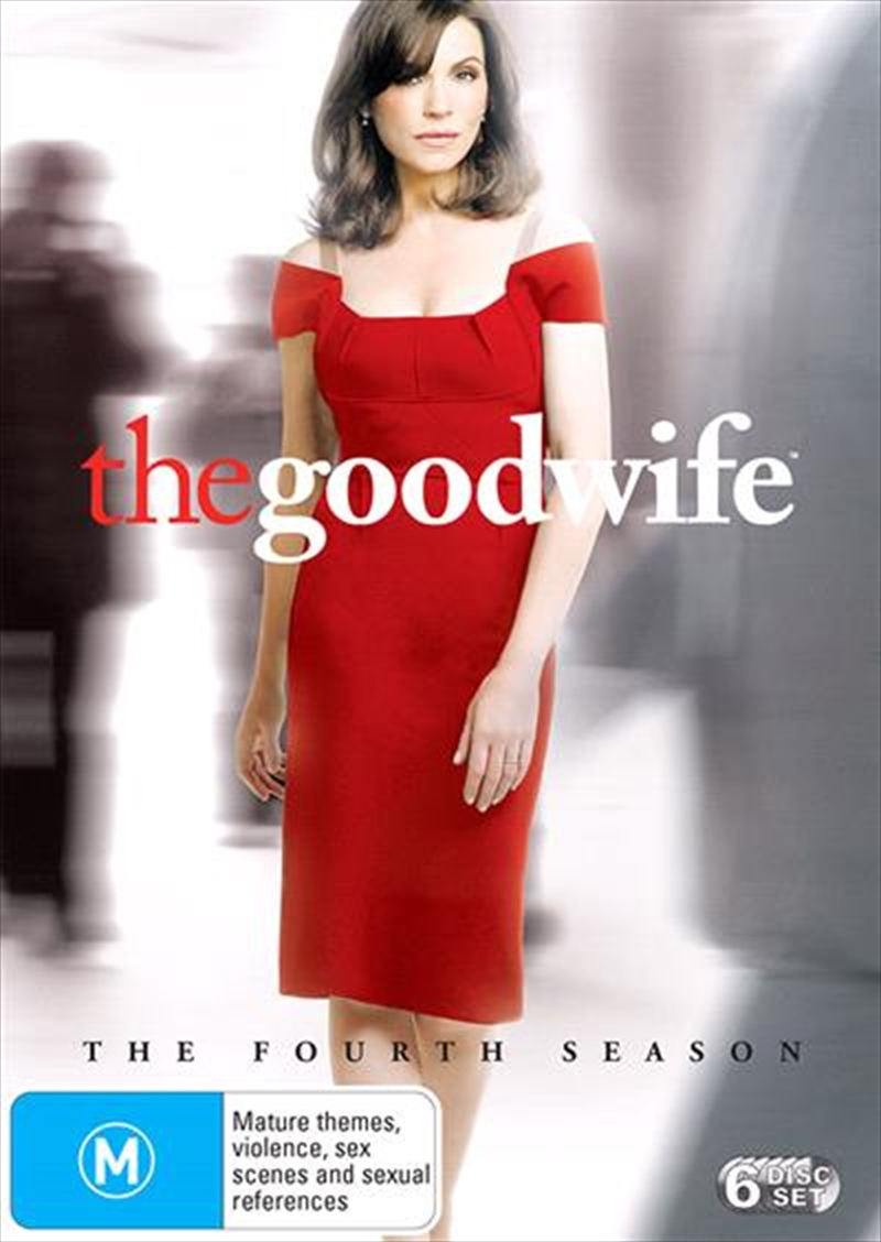 Good Wife - Season 4, The | DVD