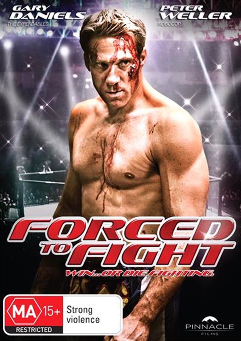 Forced To Fight | DVD