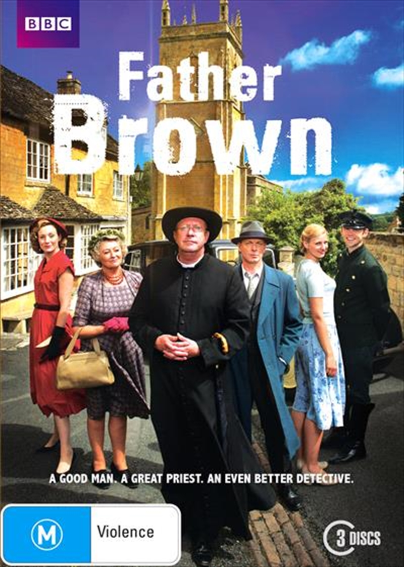 Father Brown | DVD