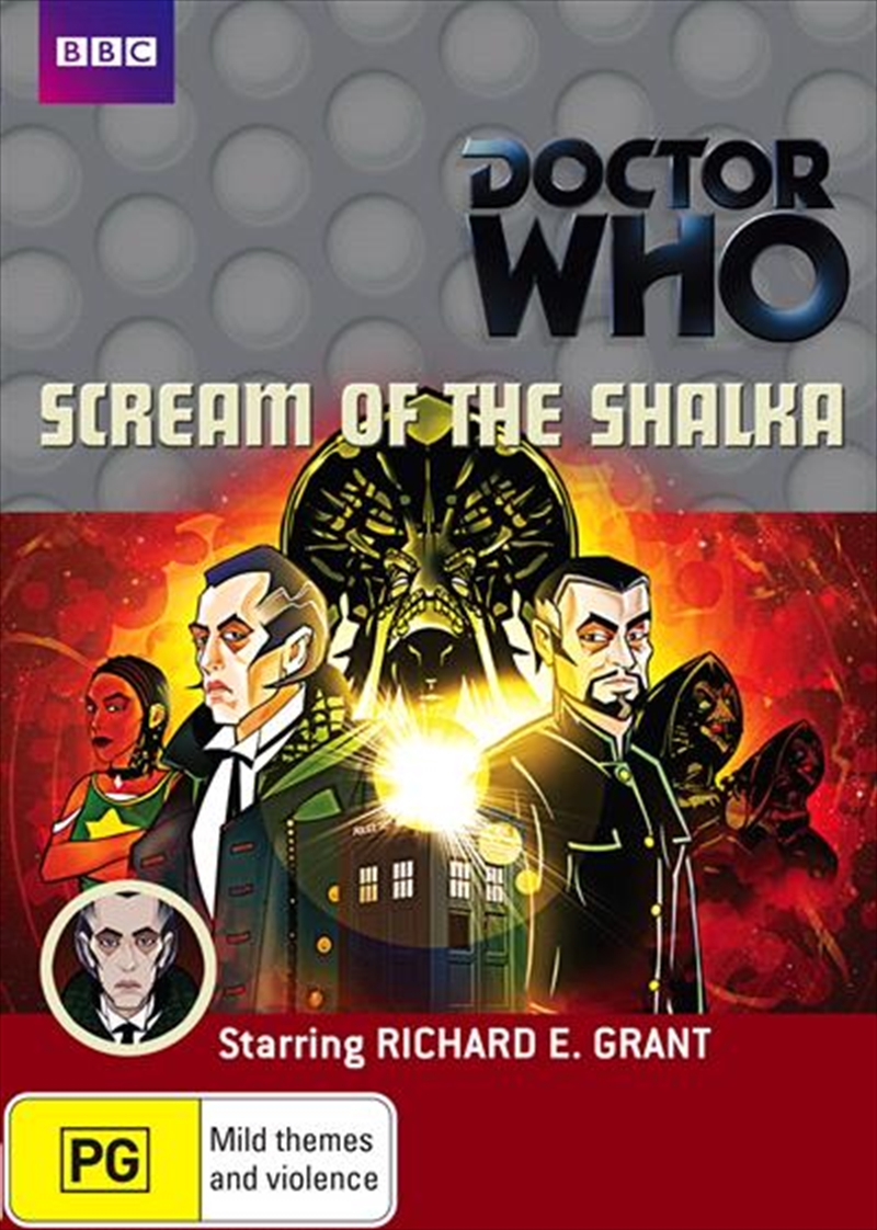 Doctor Who - Scream Of The Shalka | DVD