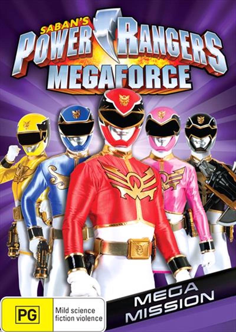 Power Rangers - Megaforce | DVD