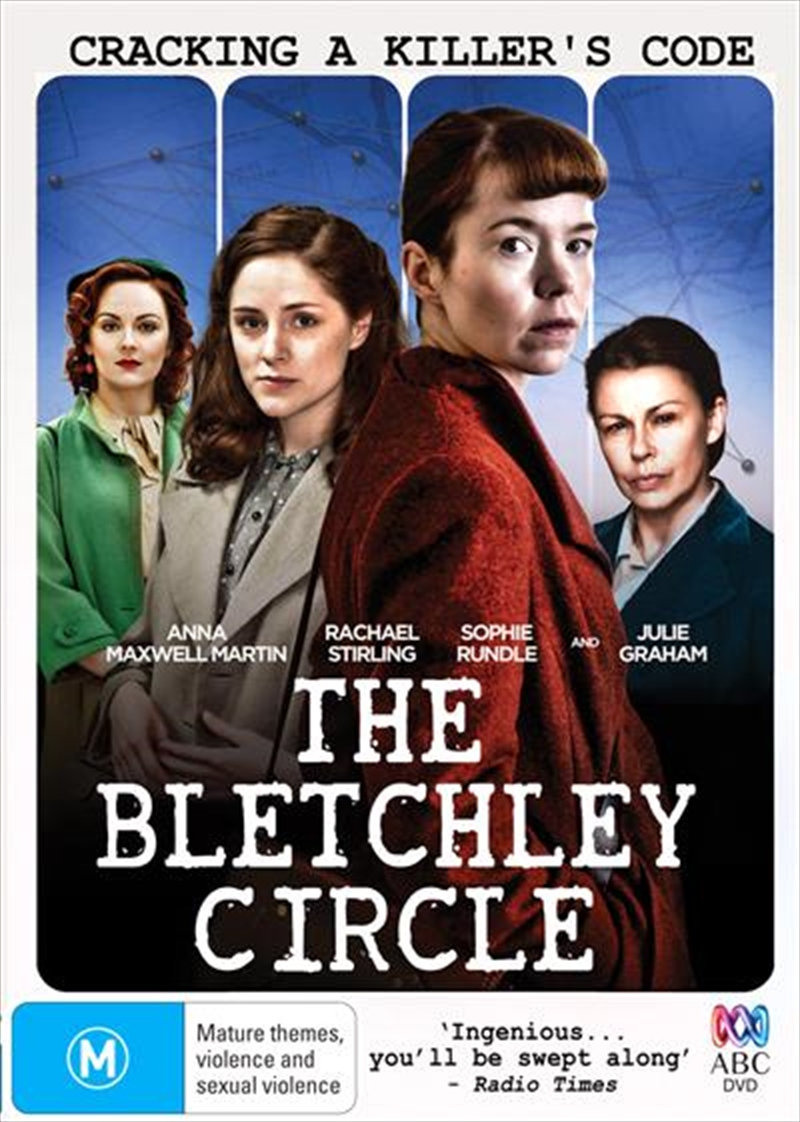 Bletchley Circle, The   DVD
