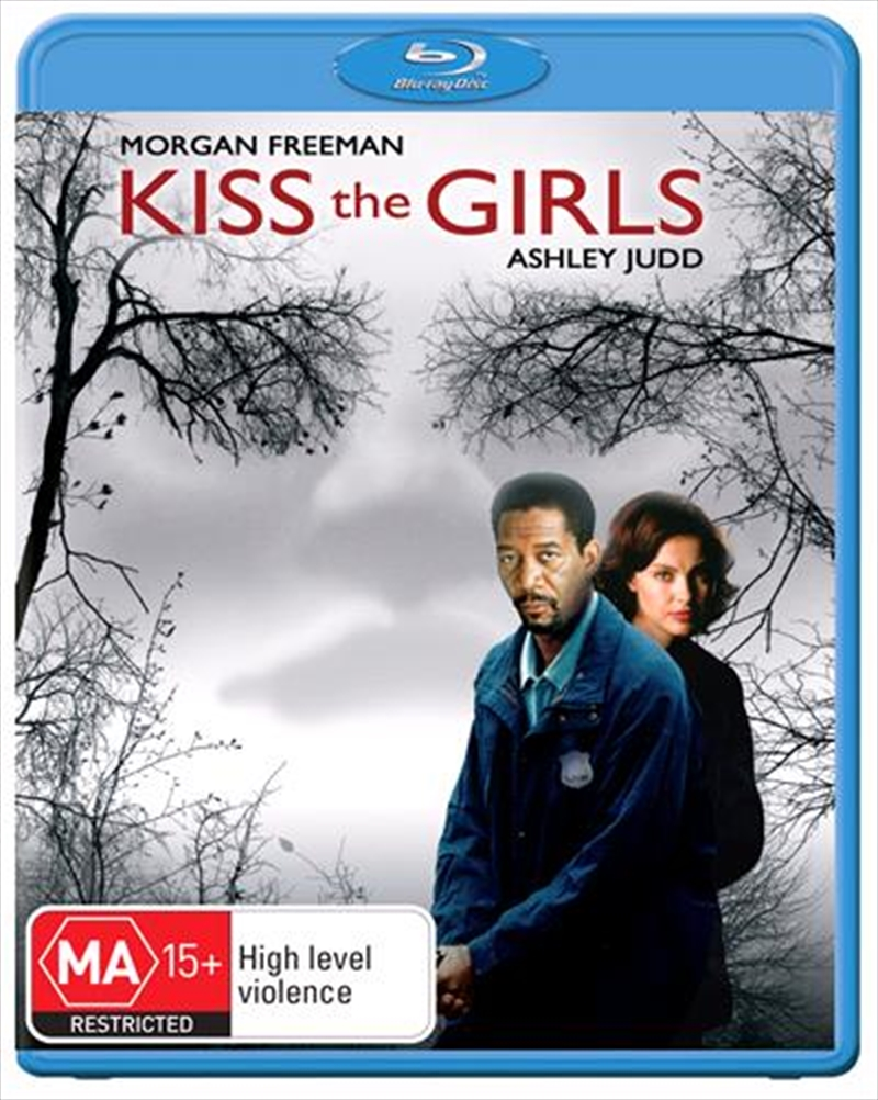 Kiss The Girls | Blu-ray