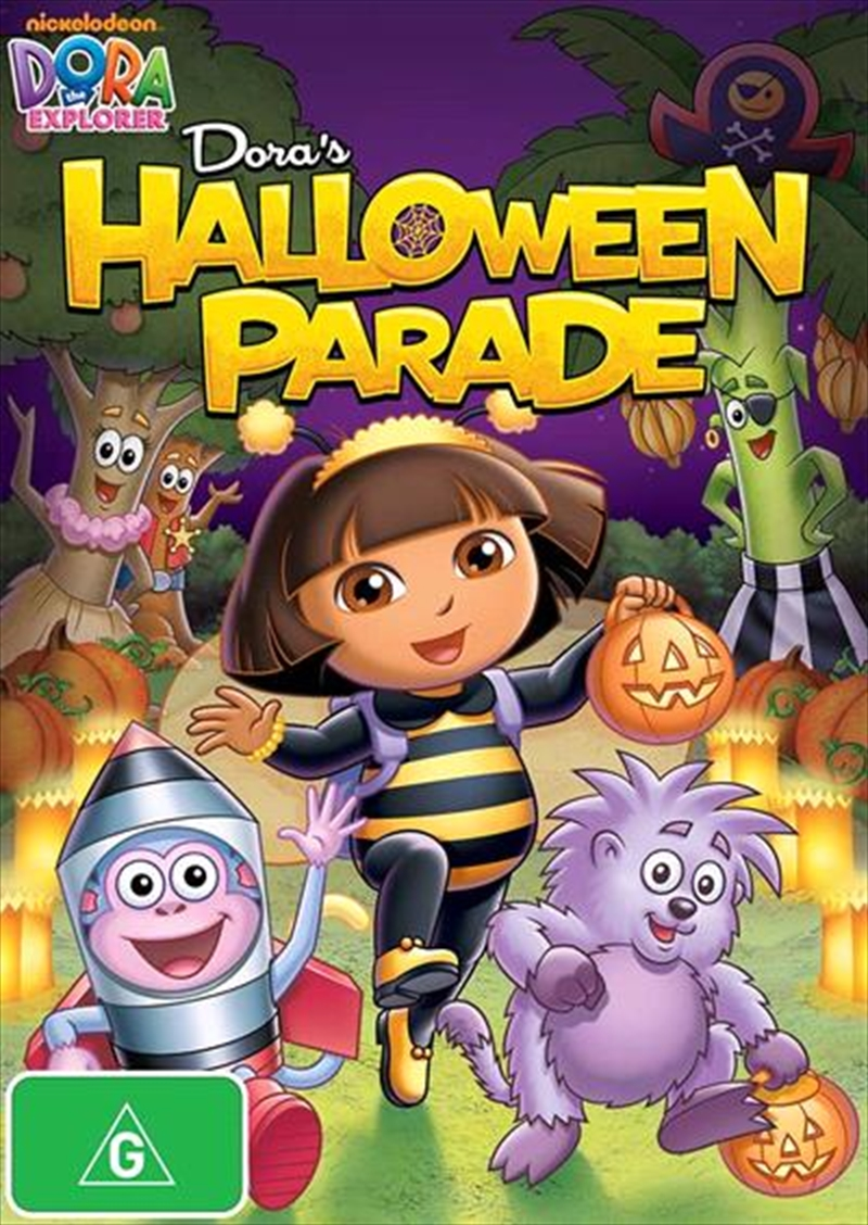Dora The Explorer - Dora's Halloween Parade | DVD