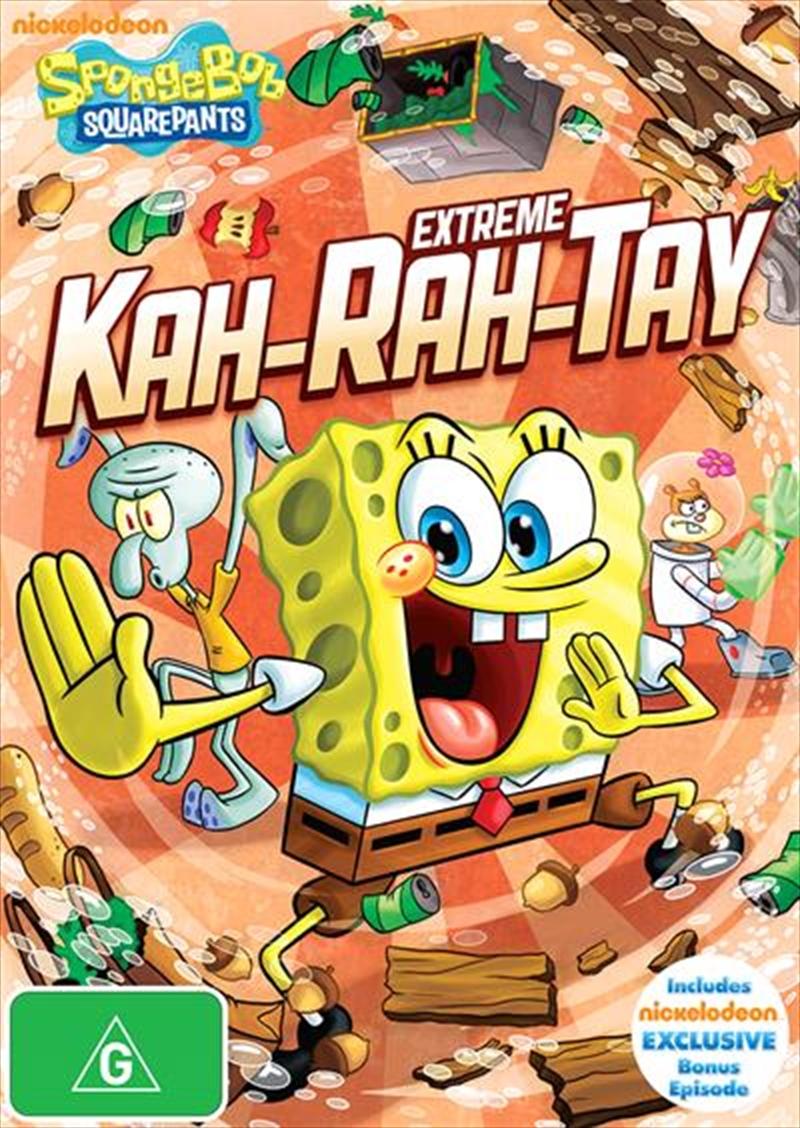 Spongebob Squarepants - Extreme Kah-Rah-Tay | DVD