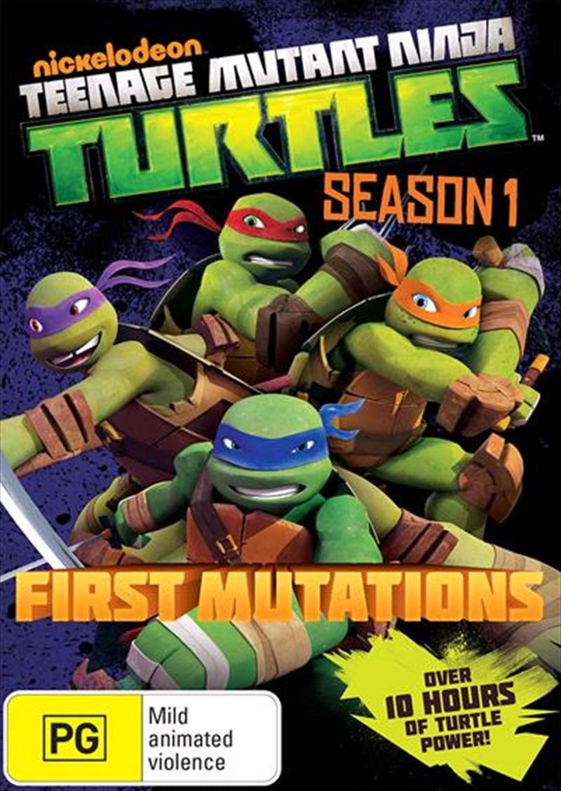 Teenage Mutant Ninja Turtles - Season 1 | Boxset | DVD