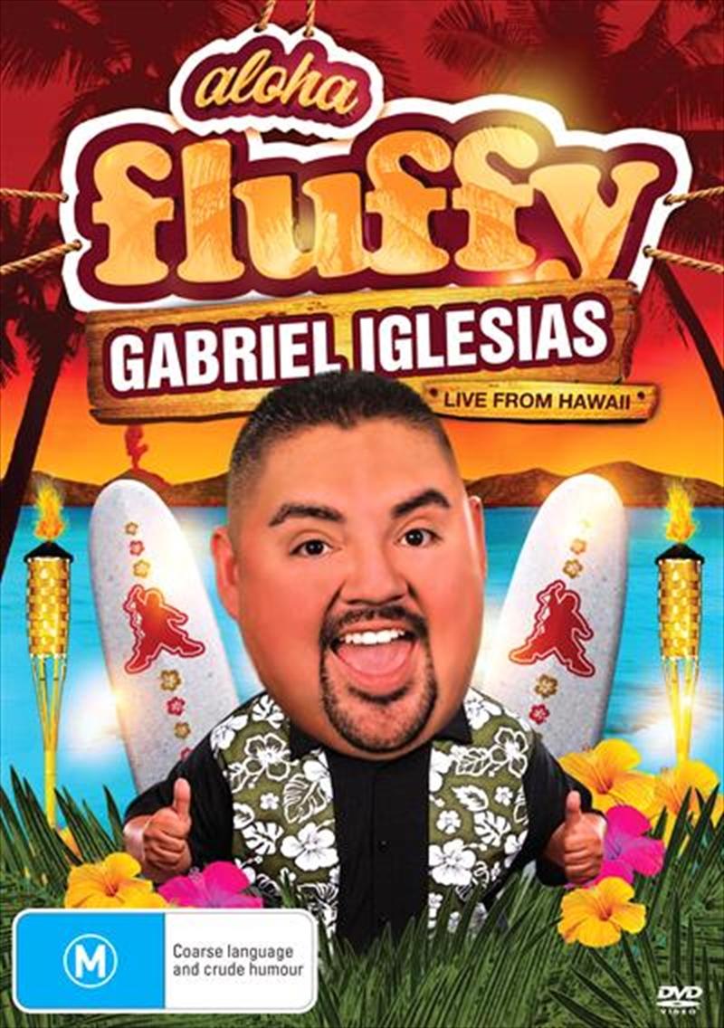 Gabriel Iglesias - Aloha Fluffy | DVD