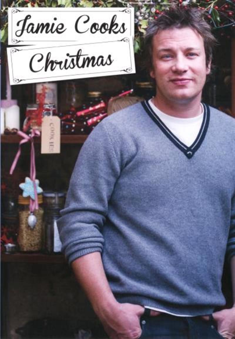 Jamie Cooks Christmas | DVD