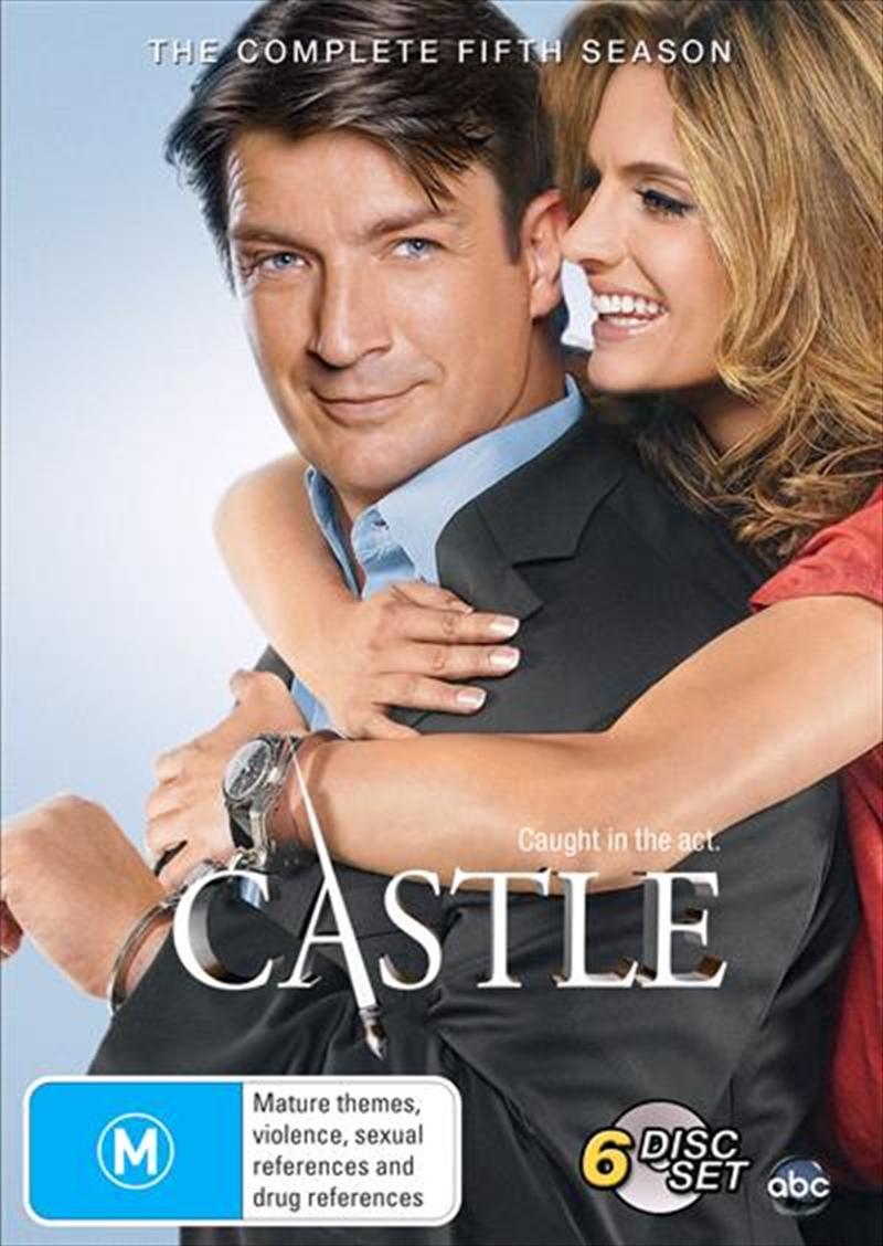 Castle - Season 5 | DVD