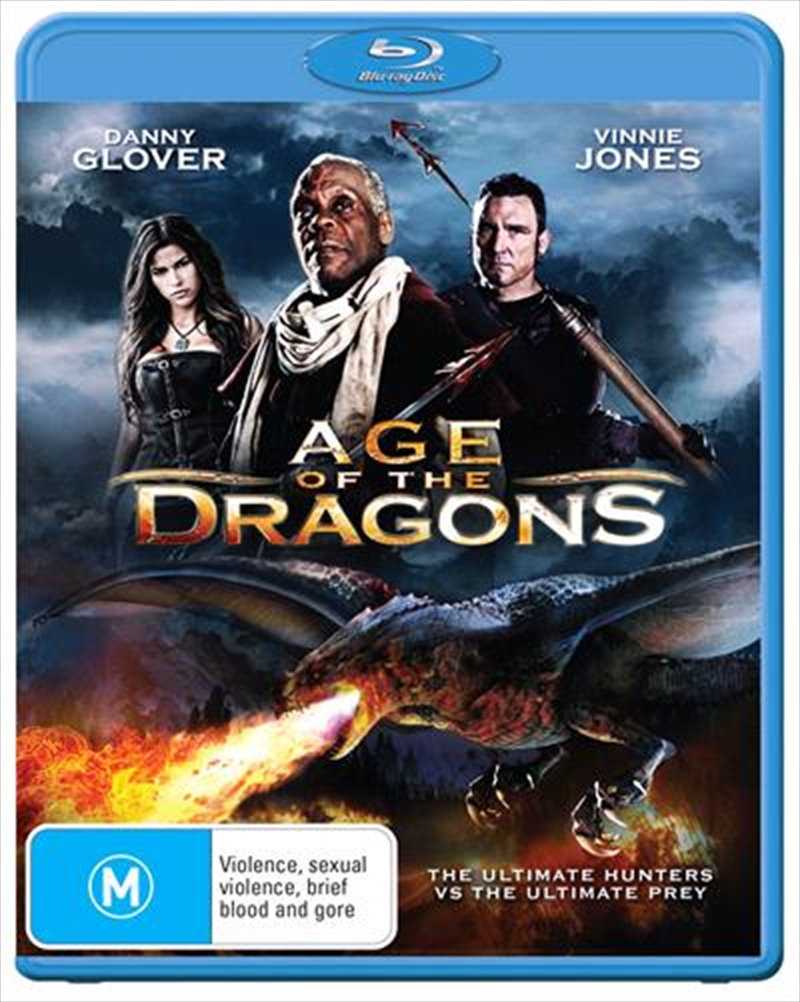 Age Of The Dragons | Blu-ray