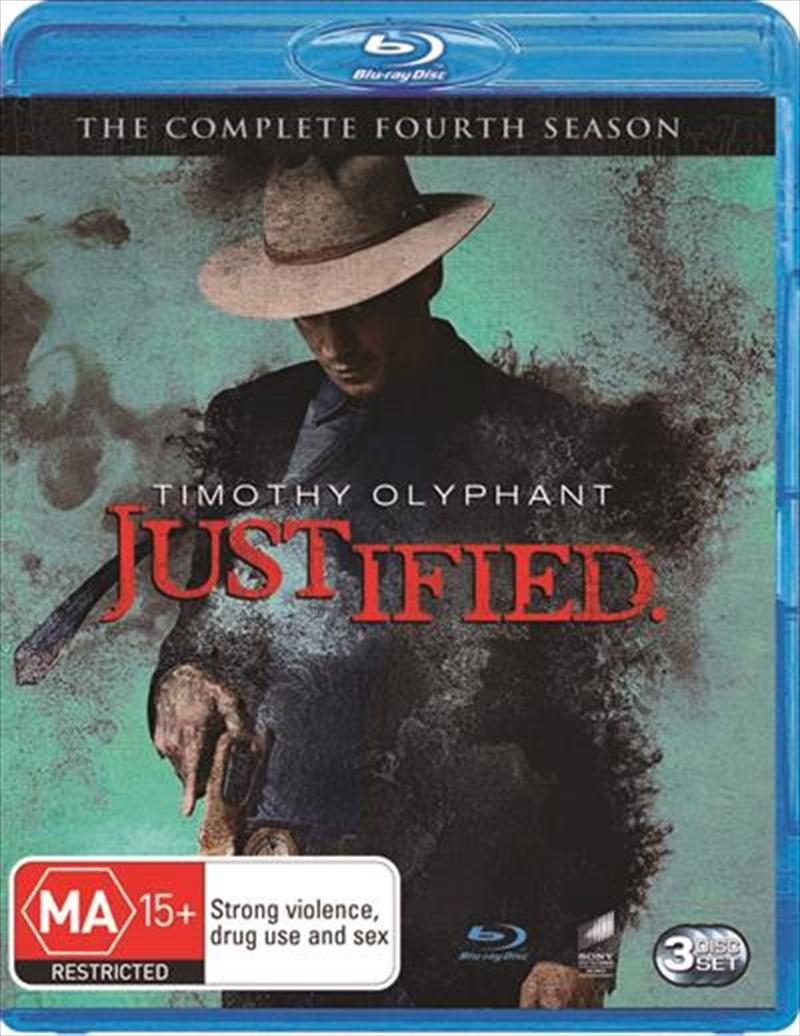 Justified - Season 4 | Blu-ray