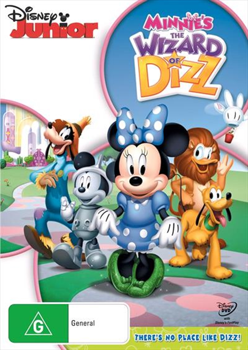 Mickey Mouse Clubhouse - Wizard Of Dizz | DVD