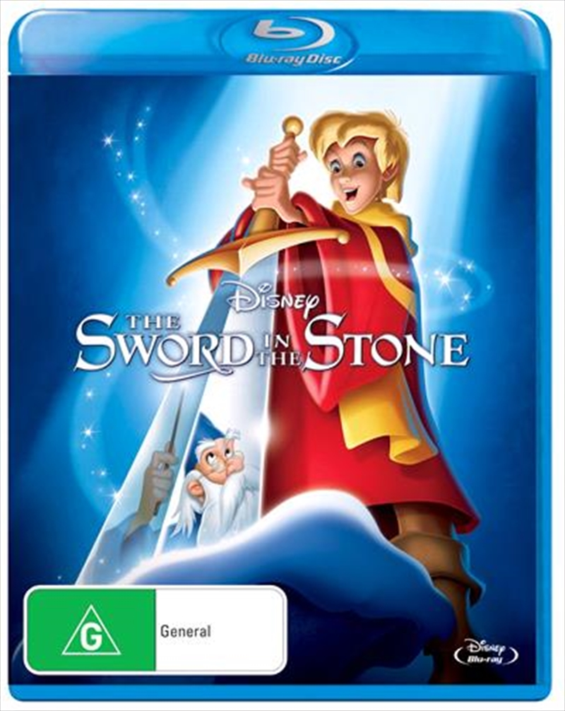 Sword In The Stone | Blu-ray