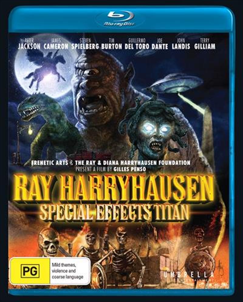 Ray Harryhausen - Special Effects Titan | Blu-ray