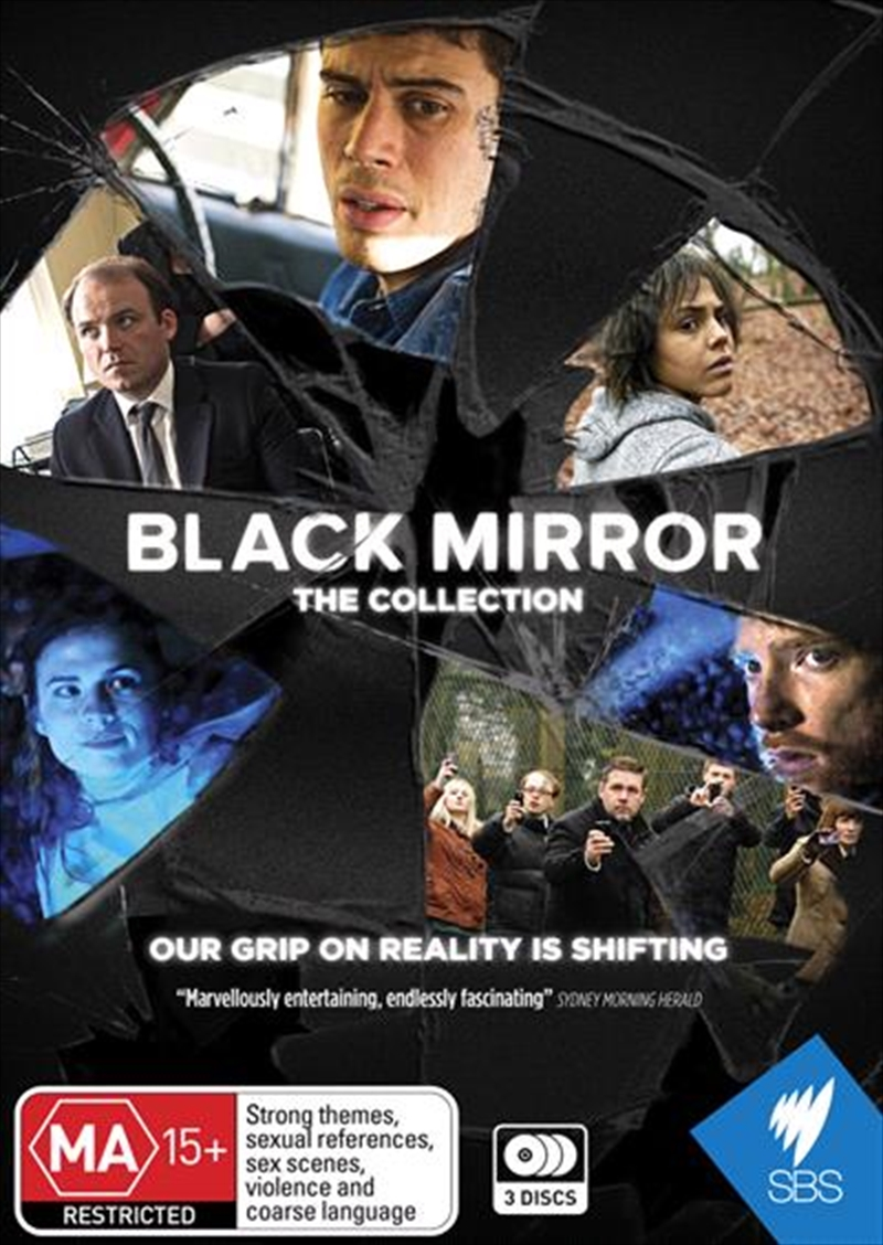Black Mirror - Series 1-2 | Boxset | DVD