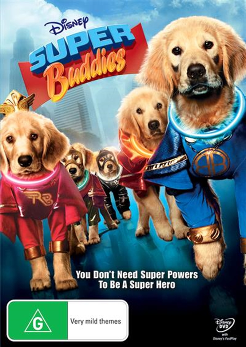 Super Buddies | DVD