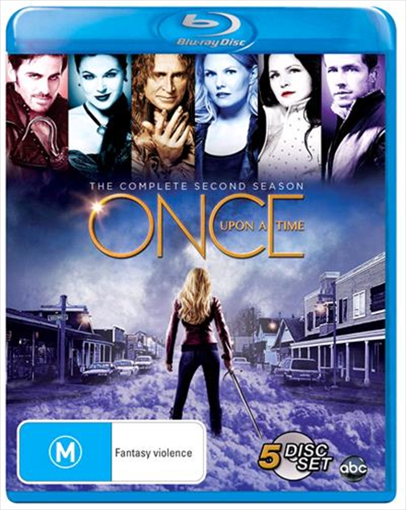 Once Upon A Time - Season 2 | Blu-ray