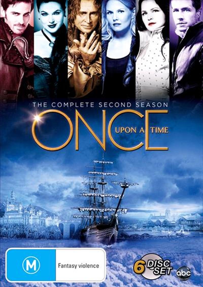 Once Upon A Time - Season 2 | DVD