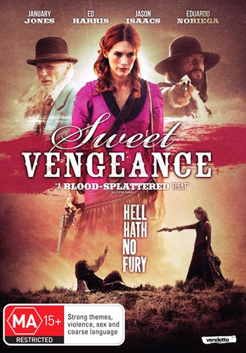 Sweet Vengeance | DVD