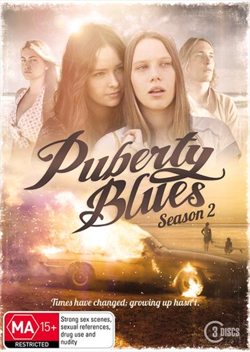Puberty Blues - Season 2 | DVD