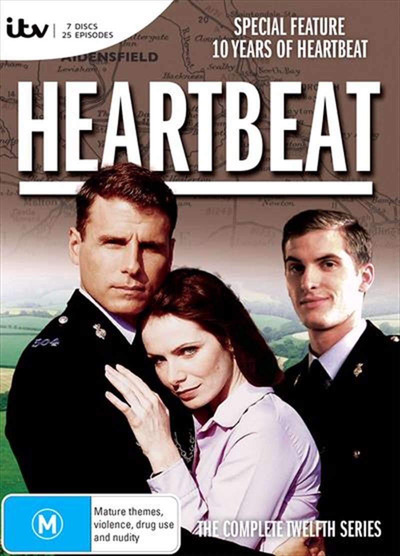 Heartbeat - Series 12 | DVD