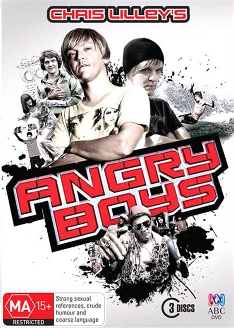 Angry Boys | DVD