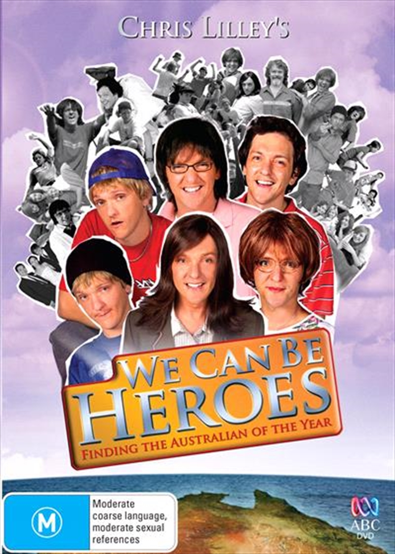 We Can Be Heroes - Chris Lilly | DVD