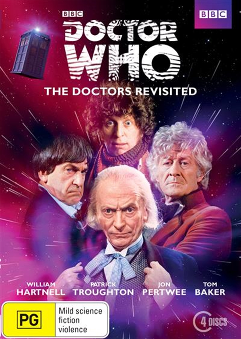 Doctor Who - The Doctors Revisted - Vol 1 | DVD