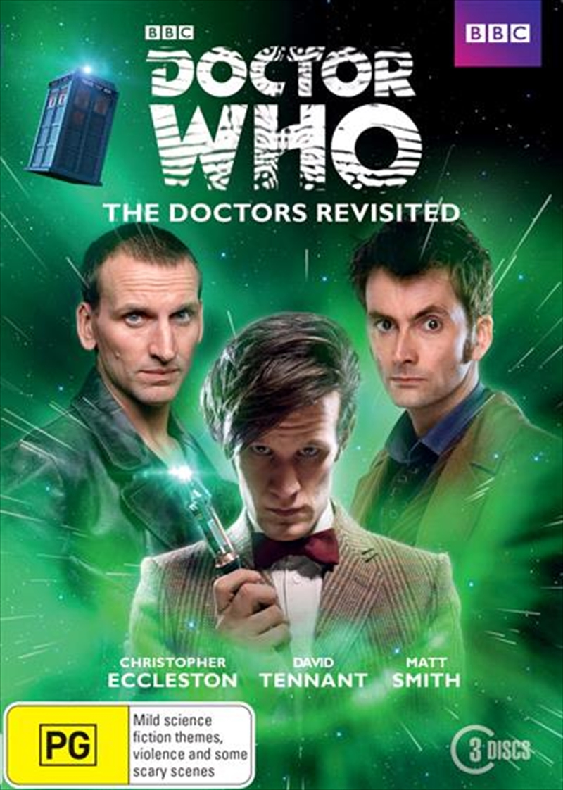 Doctor Who - The Doctors Revisted - Vol 3 | DVD
