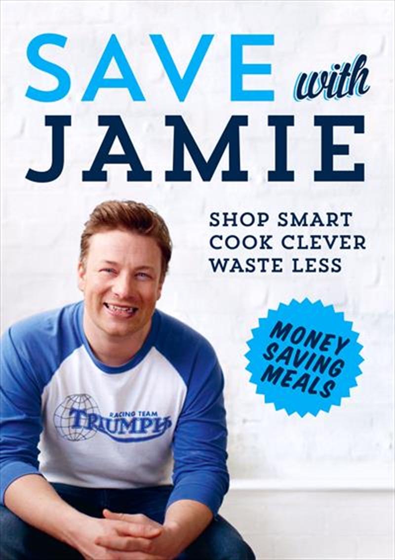 Save With Jamie   DVD