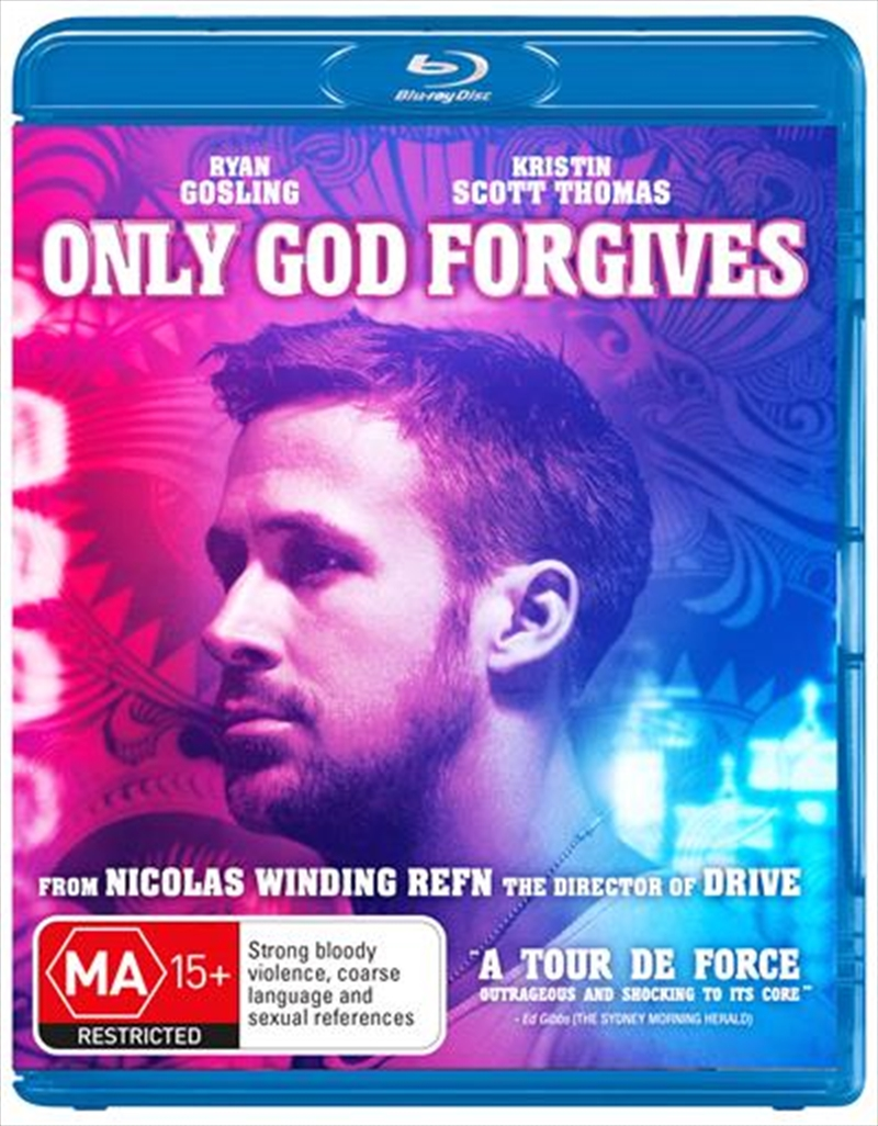 Only God Forgives | Blu-ray