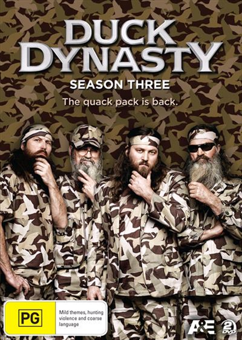 Duck Dynasty - Season 3 | DVD
