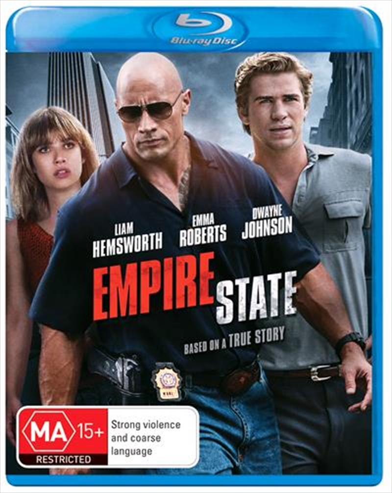 Empire State | Blu-ray