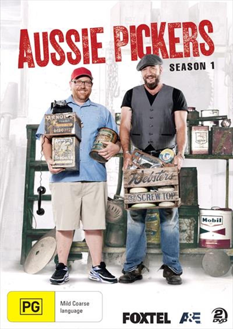 Aussie Pickers - Season 1 | DVD