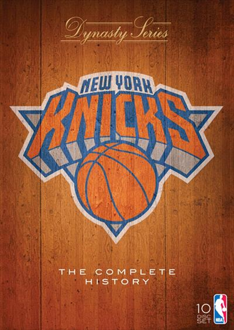 NBA - Dynasty Series - New York Knicks - Collector's Edition | DVD