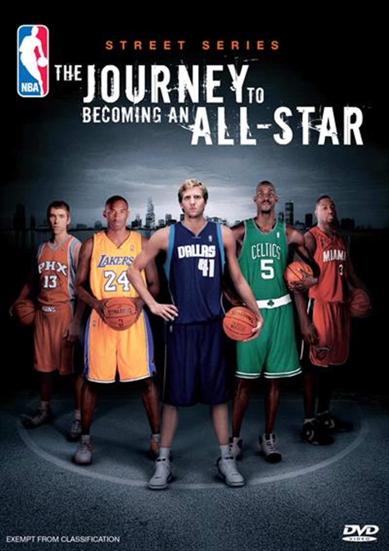 NBA Street Series: The Journey To Becoming An All-Star | DVD