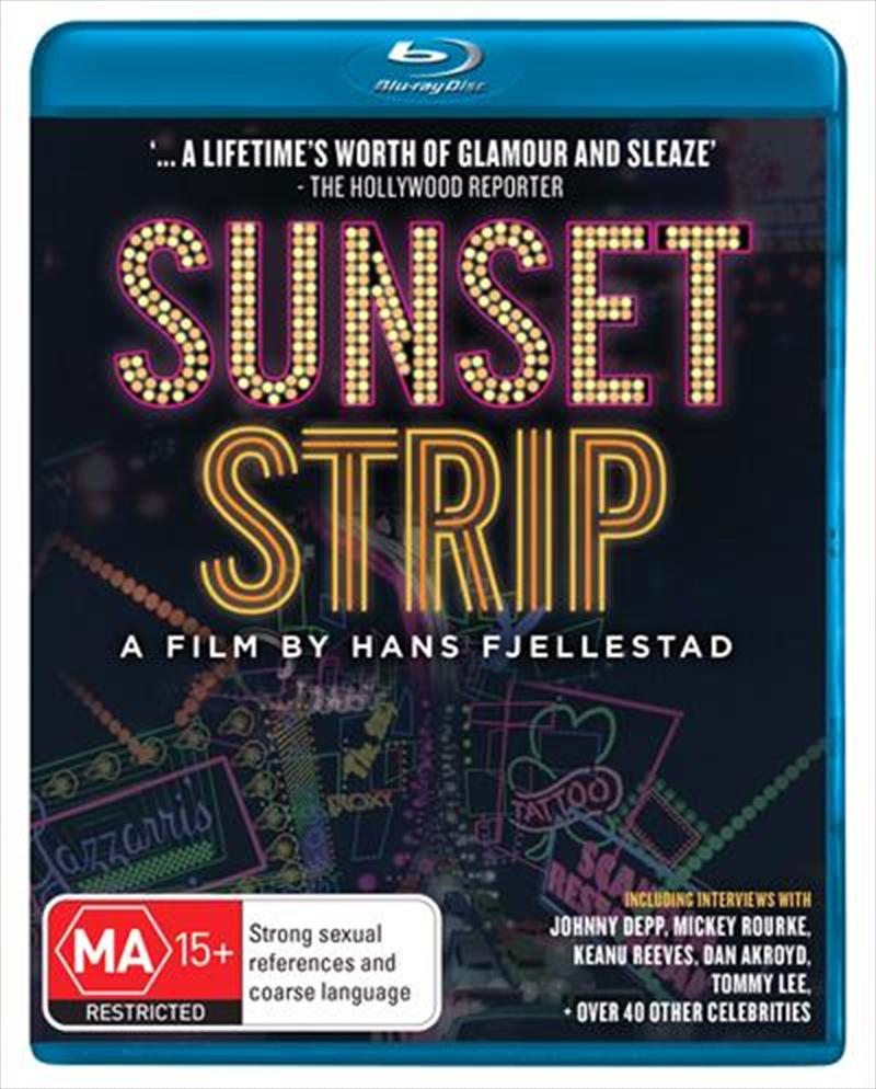 Sunset Strip: The Movie | Blu-ray