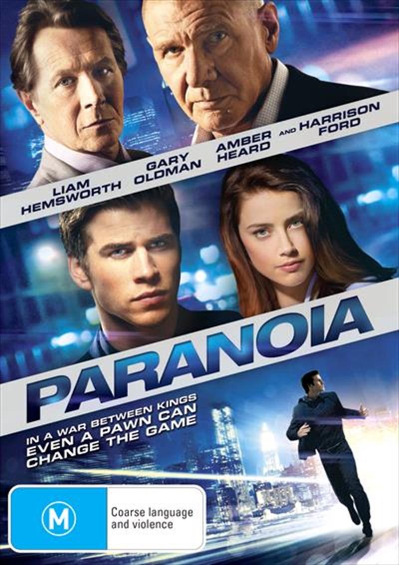 Paranoia | DVD