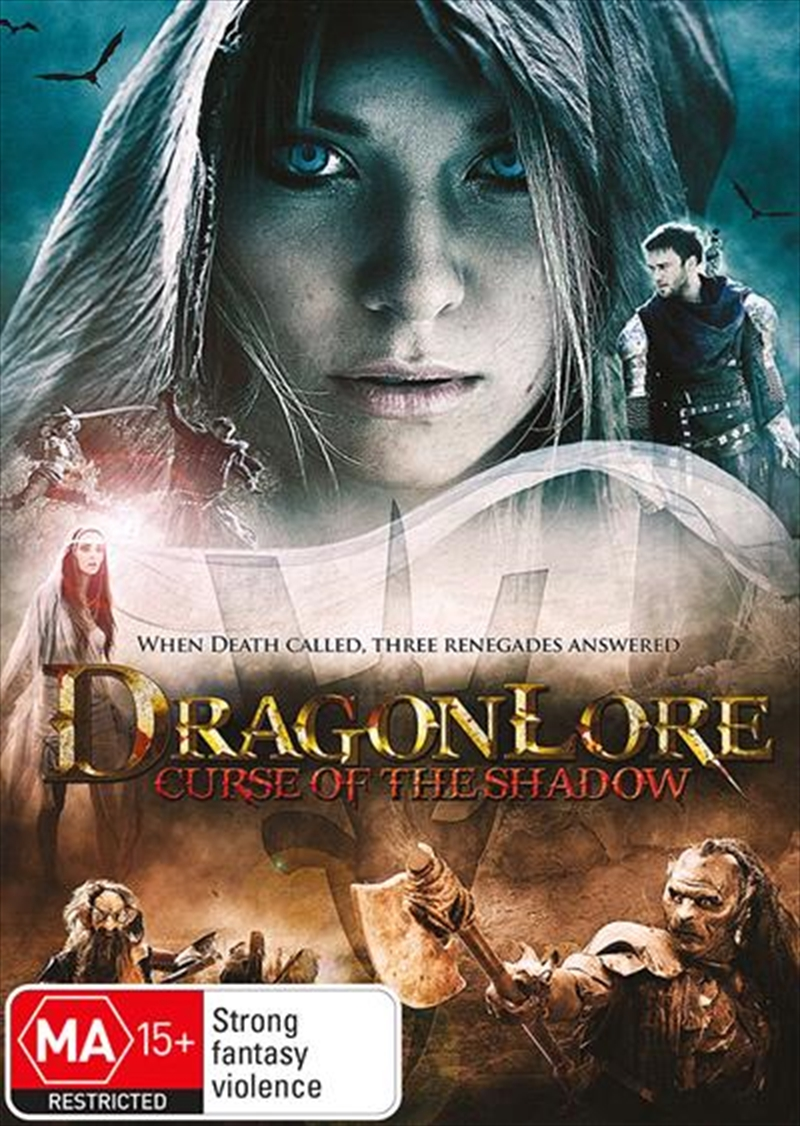 Dragon Lore - Curse Of The Shadow | DVD
