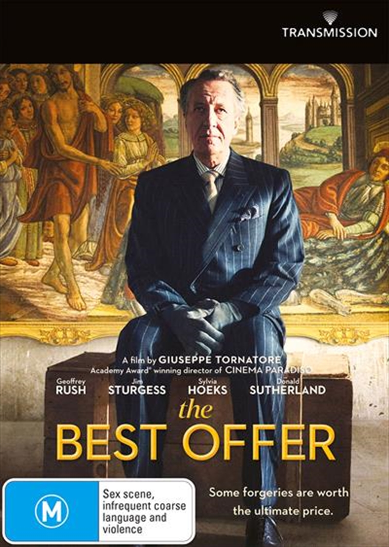 Best Offer, The | DVD