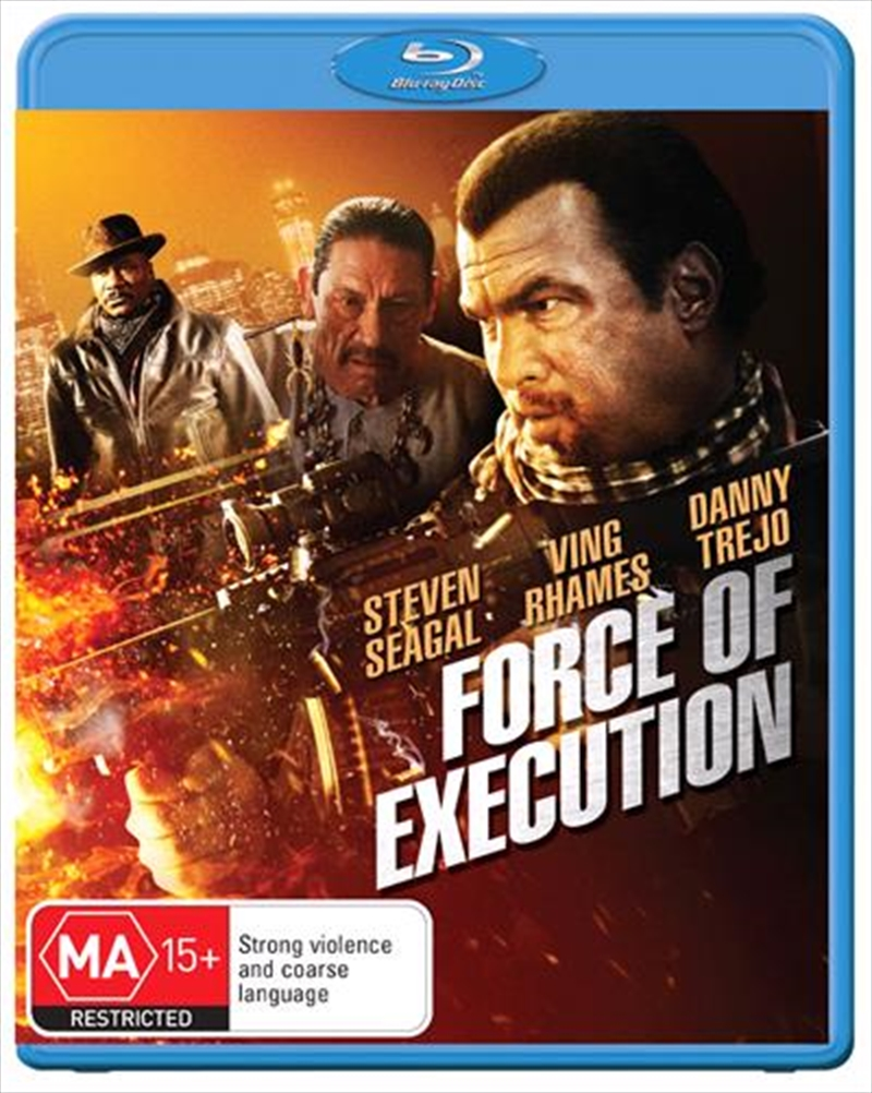 Force Of Execution | Blu-ray