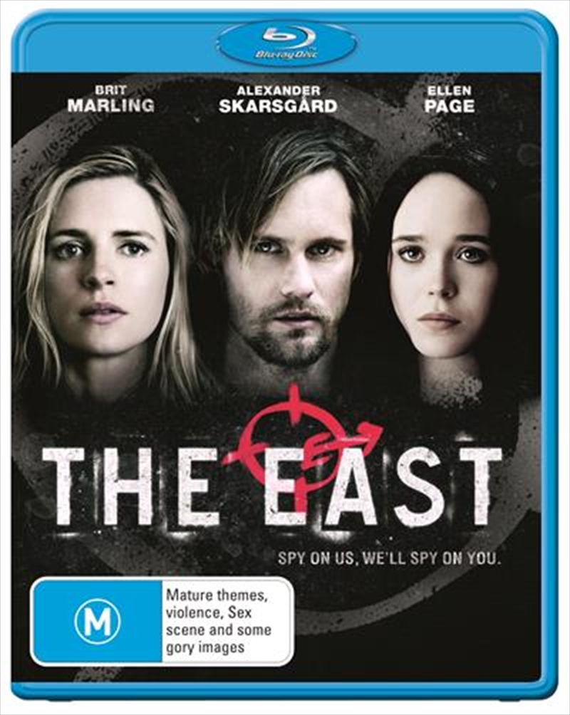 East, The | Blu-ray